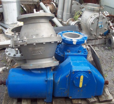 Valves, valves stainless, valves avec contr�le � air