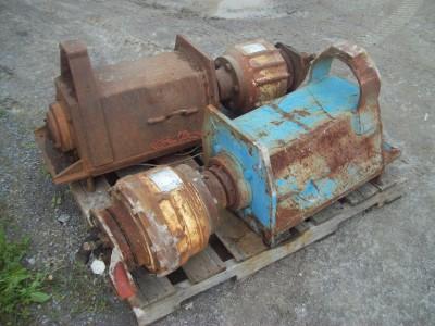 Moteurs hydrauliques, hydraulique, traction, entraineur
