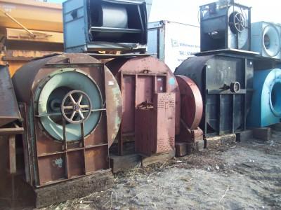 Systémes de ventilation, cages d'écureuils, Échangeurs d'air, Aération, Climatisation, Aspirateurs de fumé, Aspirateur de poussières