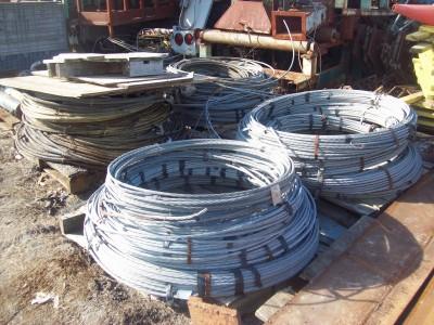 Câbles en acier, Wire d'acier