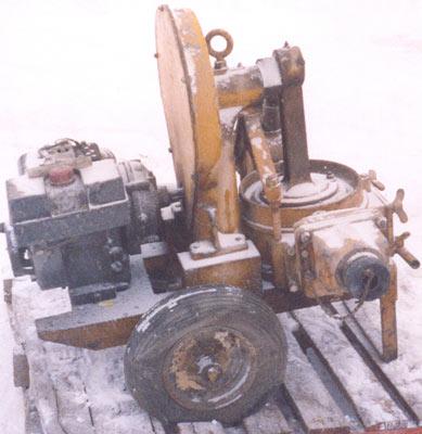 Pompes à boue, divers modèles, pompes à diaphragmes, pompes à turbine