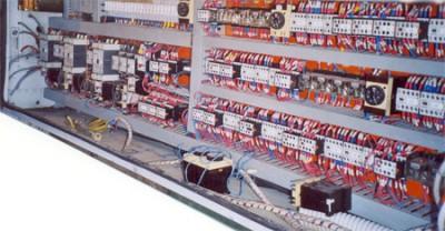 Contrôle électronique, boîtes de contrôle, électronique, panneaux de contrôle, contacteur, électricité, panneaux de commande