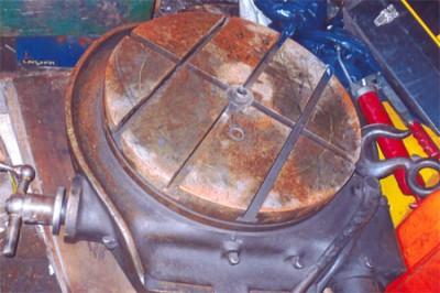 Plateaux diviseurs, tours, lathe, chucks, tour à fer, milling, diviseur