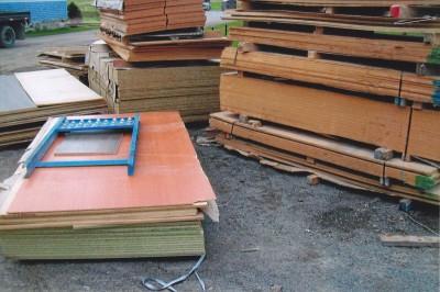 Construction rev tement m lamine panneaux particules for Panneau de particule melamine