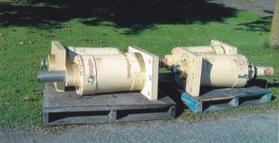 Cylindre hydraulique, cylindre, hydraulique, presse