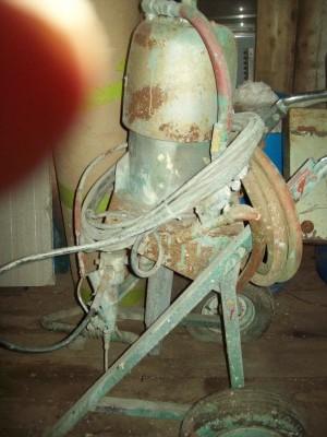 Pompe à air pour peinture, Pompe à air, Peinture, Peinturage, Pompes spéciale, Explosionproof, Pompe explosionproof