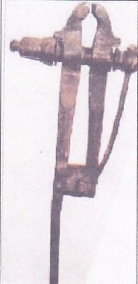 antiquit taux de forgeron collectionneur forgeron forge leclerc machineries et acier. Black Bedroom Furniture Sets. Home Design Ideas
