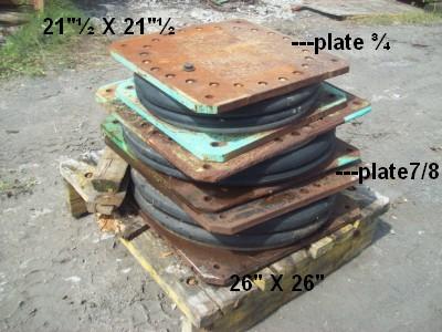 Joints, Coussins gonflables, amortisseurs, Ajustement de la hauteur, Ajustement de tables de travail